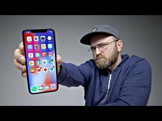 Review Of Apples New iPhone X. Unbox Therapy Says DON'T Buy It!