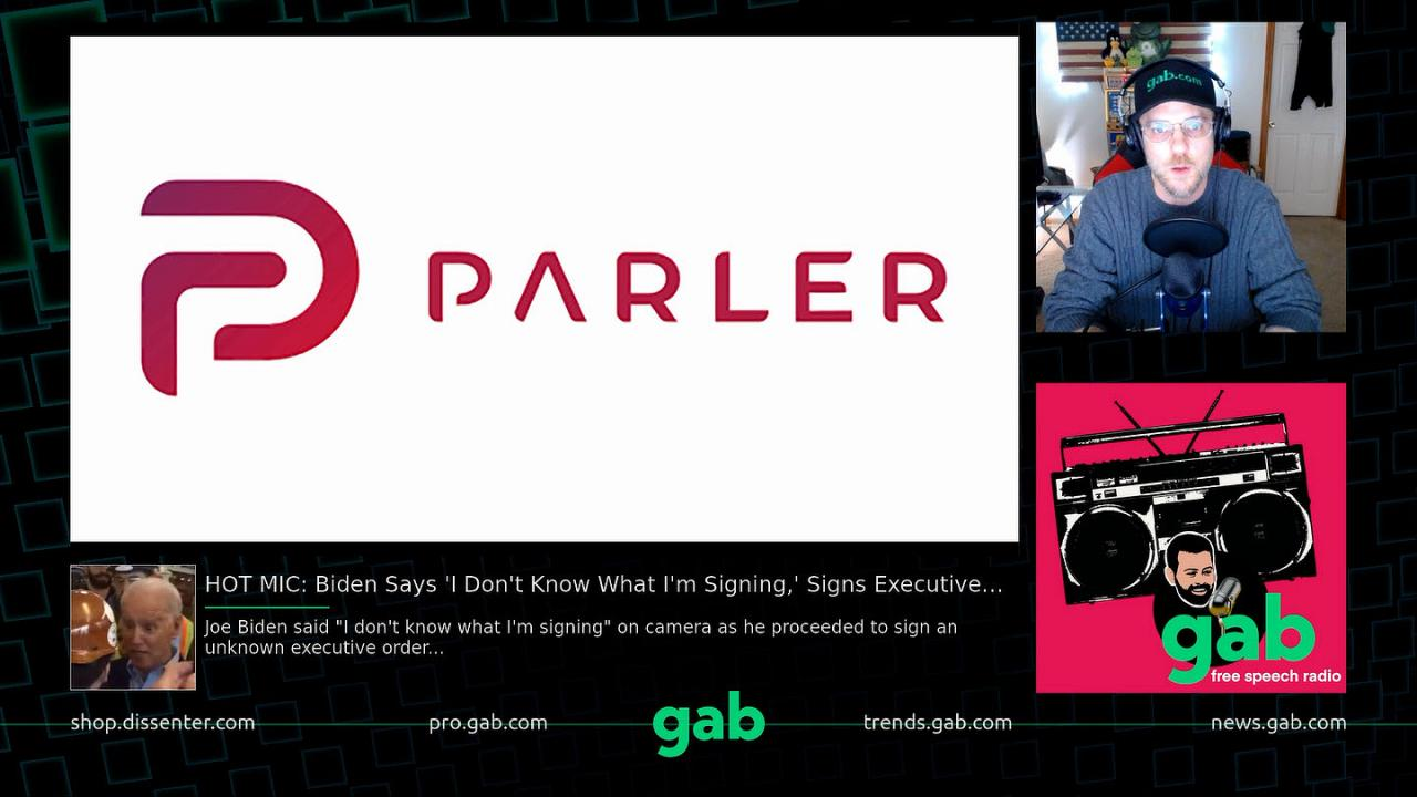 Parler Doomed By AWS Proprietary Code Explained By GAB Rob Colbert