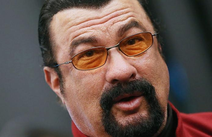 Steven Seagal Exposes Deep State War & His Relationship With Vladimir Putin